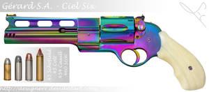 Rainbow Six by LucasHC90