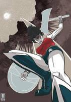 Wonder Woman by luilouie
