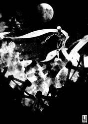 Moon Knight by luilouie