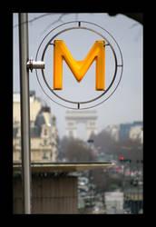 Metro Parisien by Blofeld60