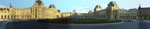 Le Louvre by Blofeld60