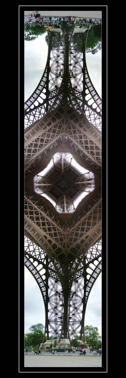 Tour Eiffel Panorama by Blofeld60