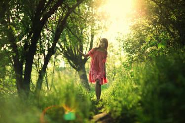 in secret garden by bagnino
