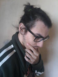 Man bun but it's really poorly made and I want to by General-Sedivh