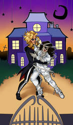 Halloween Dance by HoshiNoDestiny