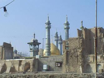 Haram Hadhrat Masoome by Alhelu
