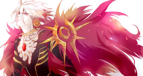 Fate: Karna by mirblu