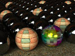 Balls - Lots of Em by kkashifkhawaja