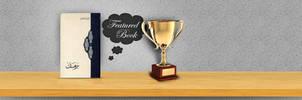 BookStore Featured Book Header by kkashifkhawaja