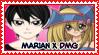 Cheerfulshipping stamp (New) by MarianGarf05