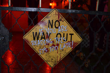 no way out by MichelleMalik