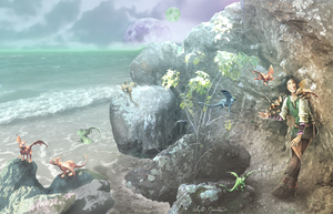 Dragonsong by SandboxAlchemy