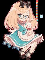 Render Anime Girl by EdicionesNicoRobin