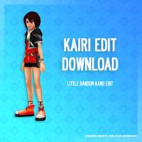 (TO UPDATE) Little Kairi edit - DL by SnowEmbrace