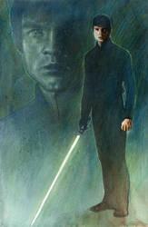 Luke Skywalker by DevilBot