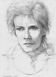 David Bowie by prab-prab