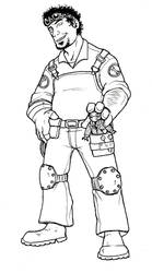 OC Engie Commission by furball891