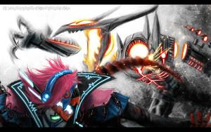 Technical Fury by MutantParasiteX
