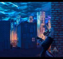 October Entry 1 - FFA - Illuminate by MutantParasiteX