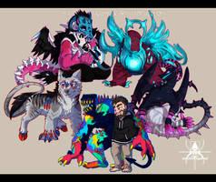 Chibish 8 by MutantParasiteX