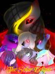The Solar Eclipse by MLPwolfiathewolfgirl