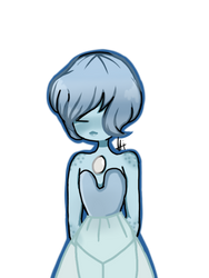 Blue Pearl by CatGalaxy78