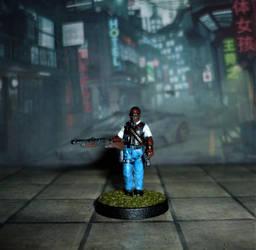 Shadowrun Miniature 080a by starman77