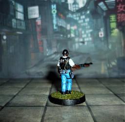 Shadowrun Miniature 080c by starman77