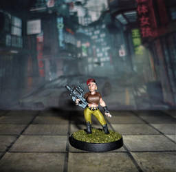 Shadowrun Miniature 081a by starman77