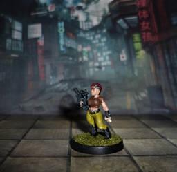 Shadowrun Miniature 081b by starman77