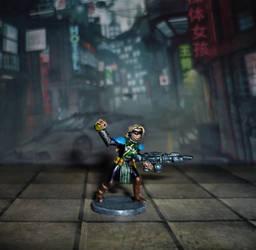 Shadowrun Miniature 083b by starman77