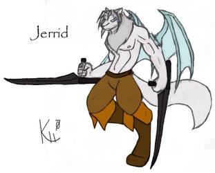 Jerrid Harbinger by 6WingDragon