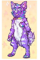 purples huskles by dipshot