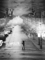 Polk Street by Stykkisholmur