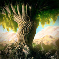 Elder Tree by theACB