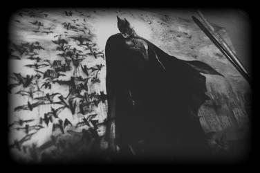 The Dark Knight by KittyKati