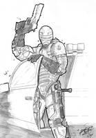 Robocop by grifth
