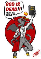 satan by grifth