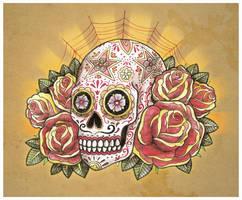 los muertos by mrshmllw