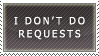 Requests- No Stamp by Icelilly