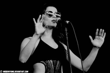 Bebe Rexha :: Vans Warped Tour by missenvyomg
