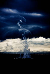 nuclear power against nature 2 by alcatobe