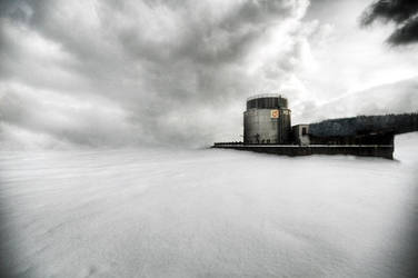 Oil's Ark by alcatobe