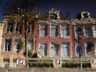 Weeping Windows (The Hague 2015) by nataliaquiet
