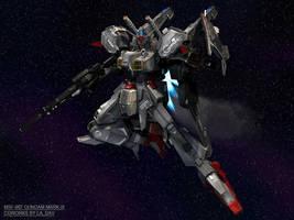 MSF-007 GUNDAM MK III by Ladav01