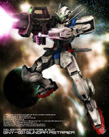 GNY-001 GUNDAM ASTRAEA 02 by Ladav01