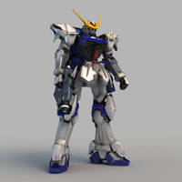 ZGMF-X12 Gundam Astray Out Frame 01 by Ladav01