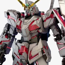 RX-0 Unicorn Gundam WIP by Ladav01