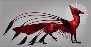 Cardinal Feonix by NukeRooster