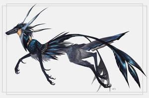 Irma Feonix by NukeRooster